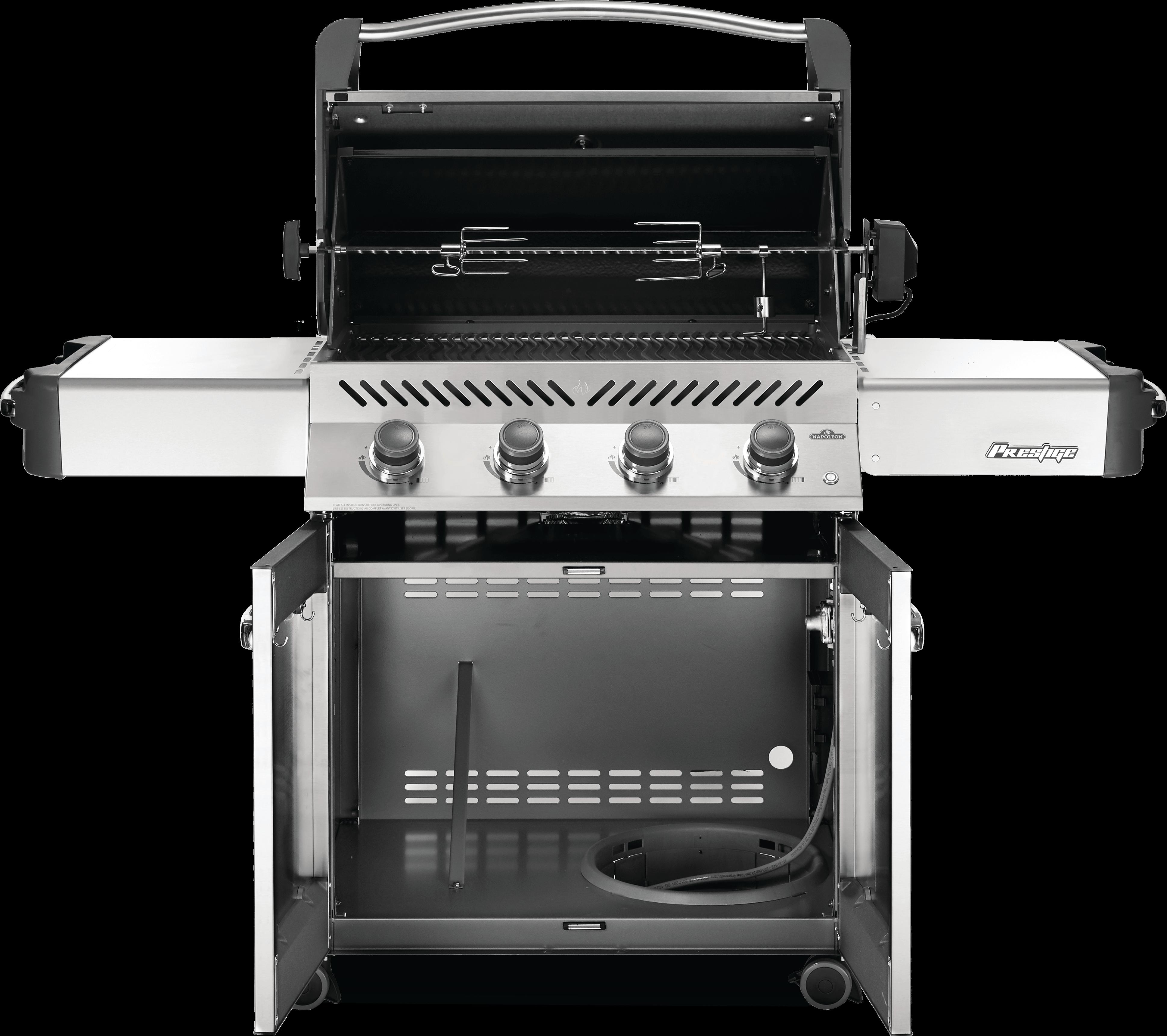NAPOLEON BBQ PRESTIGE P500 (NATUREL)