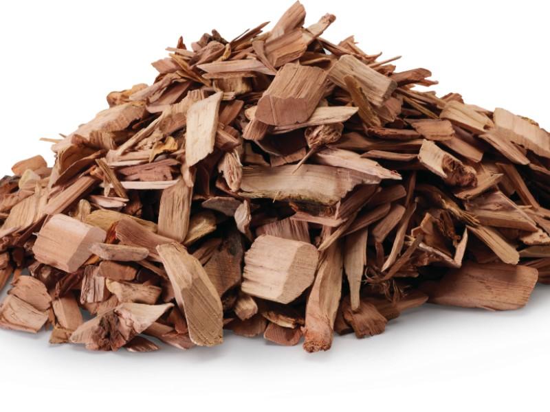 Copeaux de bois de mesquite