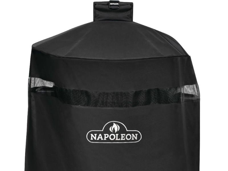 Housse de gril circulaire 22'' sur pattes Napoléon