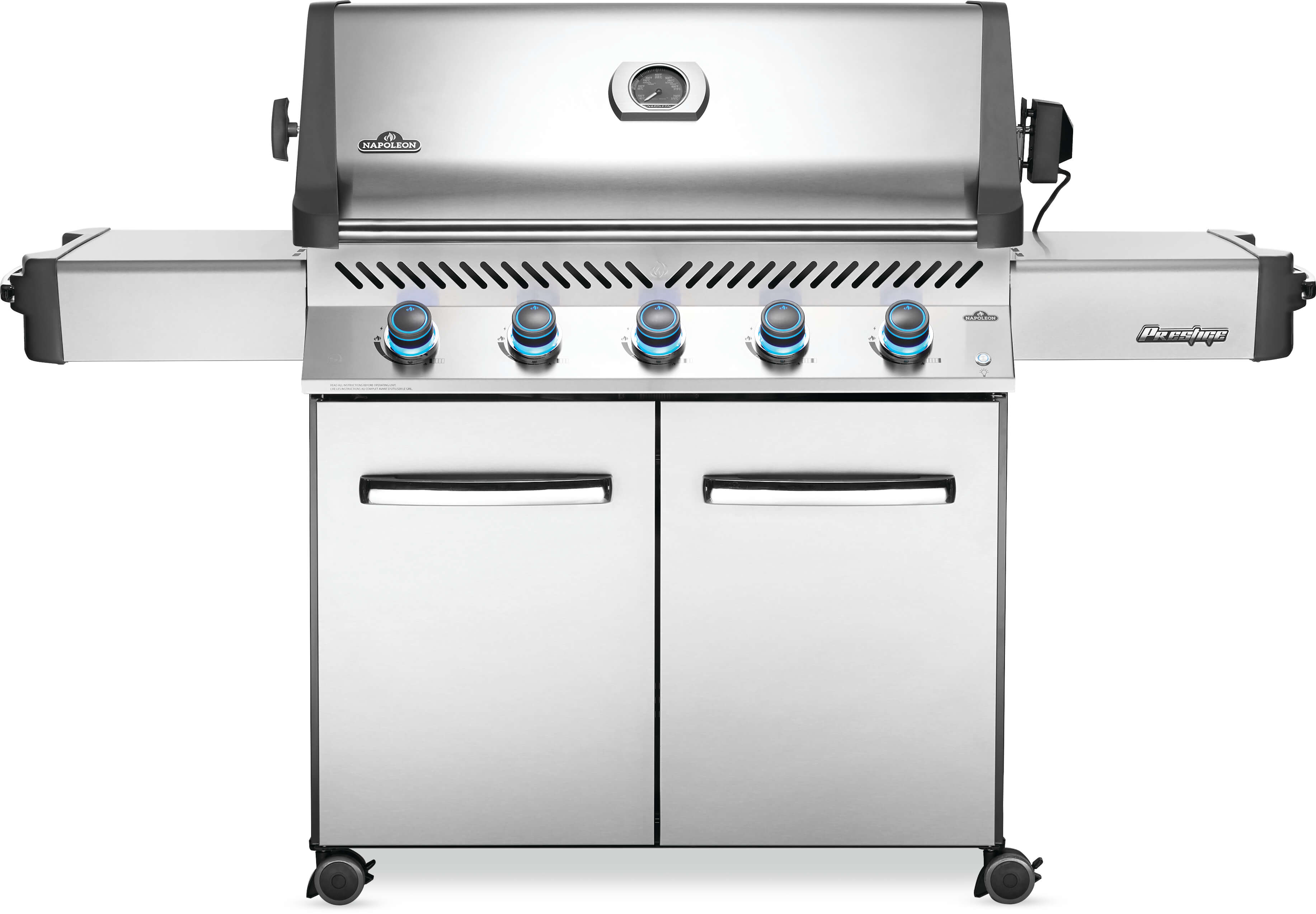 prestige 665 stainless natural