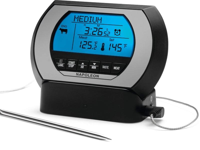 Thermomètre numérique sans fil